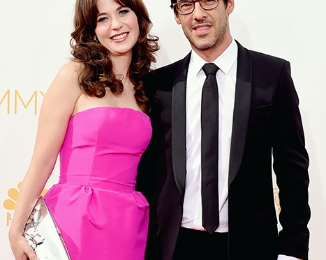 ZOOEY DESCHANEL CONFIRMS PREGNANCY