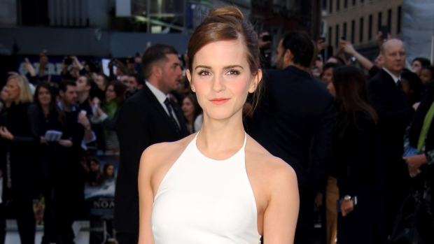 Emma Watson is officialy a Disney Princess!