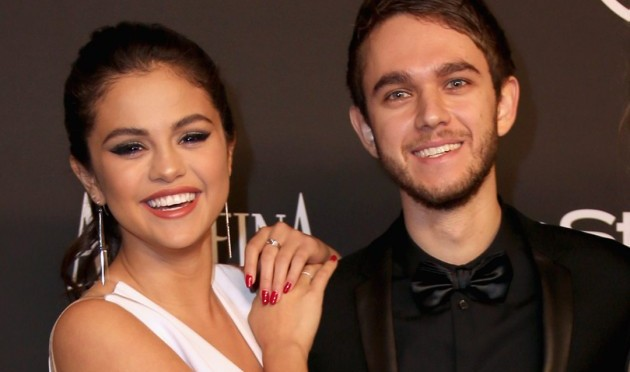 Selena Gomez and Zedd NEW COUPLE ALERT