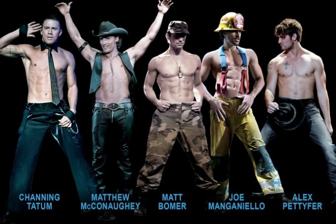 Magic Mike XXL Offical Trailer Sneak Peak