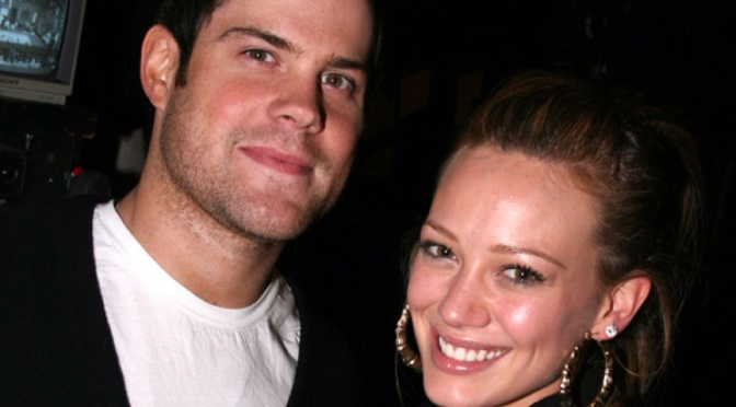 Hilary Duff Officially Files For Divorce