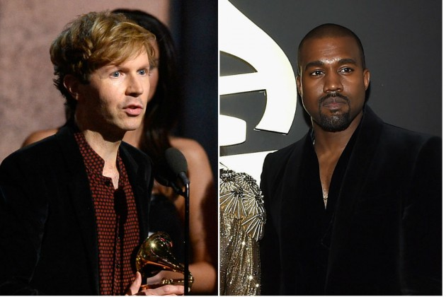 Kanye West Proves He Is Still The Same Jackass As Always at Grammys. (VIDEO)