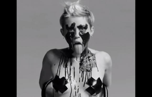 Miley Cyrus Offically a Pornstar. #MILEYTHEPORNSTAR (Video)