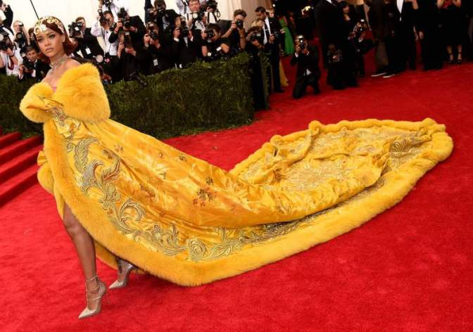 ALL THE BEST AND WORST FROM THE 2015 MET GALA RED CARPET