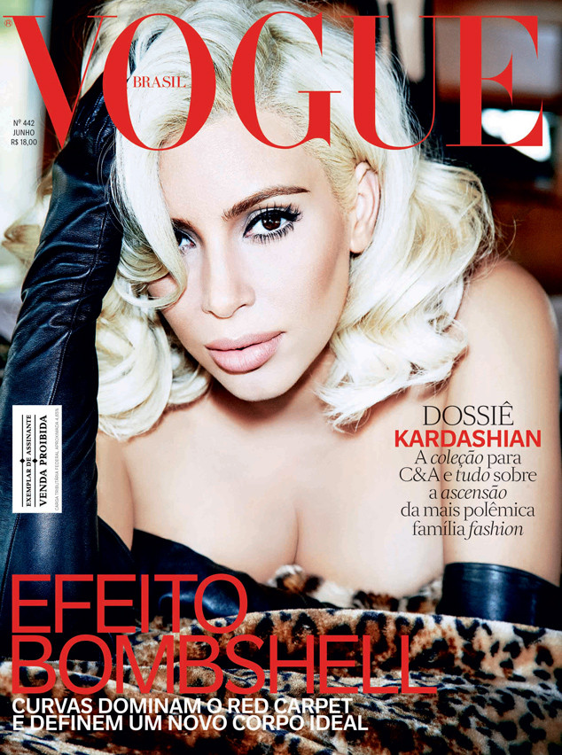 Is Kim Kardashian the new Marilyn Monroe?