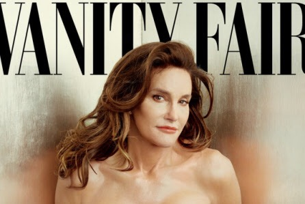 'Call me Caitlyn Jenner'- Vanity Fair Shoot