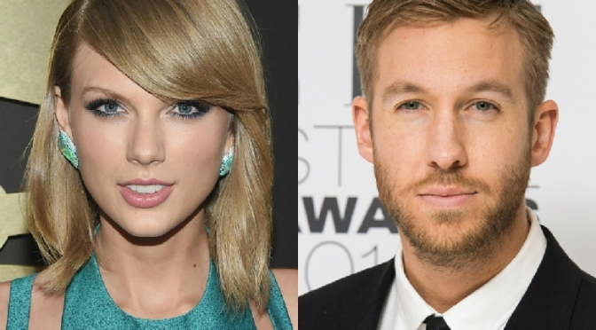TAYLOR SWIFT AND CALVIN HARRIS FORBES HIGHEST PAID COUPLE OF 2015