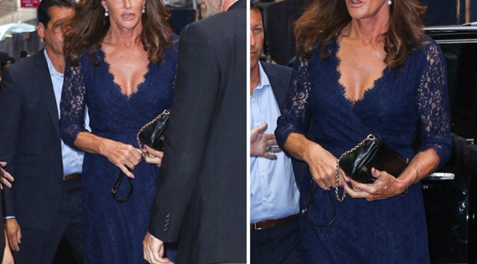 CAITLYN JENNER LOOK OF THE DAY