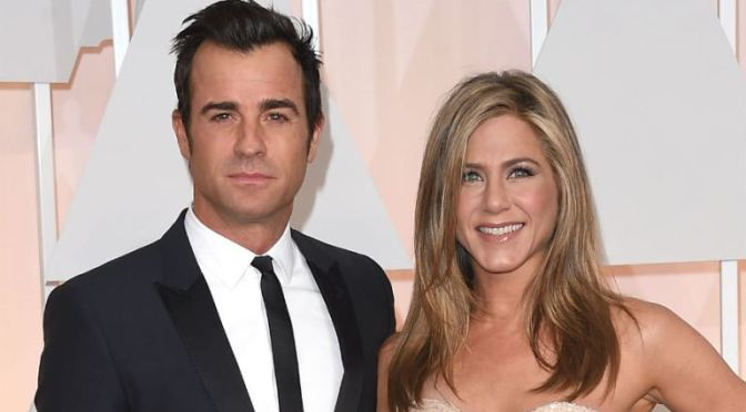 Jennifer Aniston Officially Married!